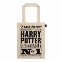 MinaLima - The Daily Prophet - Harry Potter Undesirable No.1 Tote Bag