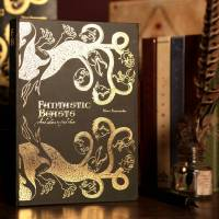 MinaLima - Fantastic Beasts and Where to Find Them Journal