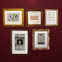 MinaLima - Dumbledore's Archive – Standard Curated Treasury