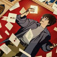 MinaLima - Harry Potter The Exhibition<br>- Köln -<br>プリント