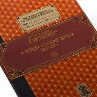 MinaLima - 1910 Gryffindor Replica Exercise Book