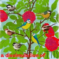 MinaLima - A Dissimulation of Tits<br>グリーティングカード
