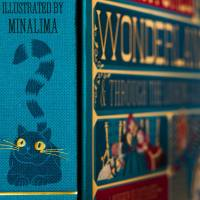 MinaLima - Alice in Wonderland - Maybe it's always pepper that makes people hot-tempered Print