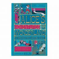 MinaLima - Alice's Adventures in Wonderland & Through the Looking-Glass (Signed Copy)