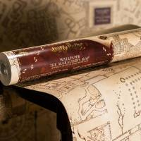 MinaLima - Marauder's Map Wallpaper