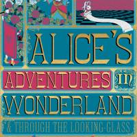 MinaLima - Alice in Wonderland - Alice's Adventures in Wonderland Cover Print