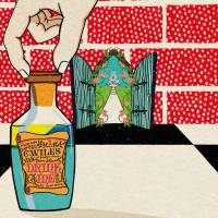 MinaLima - Alice in Wonderland - Drink me Print