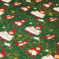 MinaLima - Christmas Elf Gift Wrap