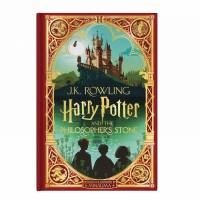 MinaLima - Harry Potter and the Philosopher's Stone (Signed Copy) - UK Edition
