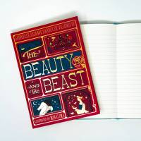 MinaLima - Beauty and the Beast Journal