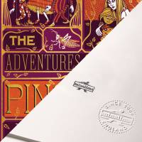 MinaLima - The Adventures of Pinocchio Print