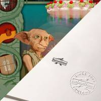 MinaLima - Then Dobby Must Do It, Sir...' - Magical Moments