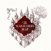 MinaLima - The Marauder's Map