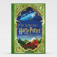 MinaLima - Harry Potter and the Chamber of Secrets (Ejemplar Firmado) - Edición UK