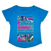 MinaLima - Alice in Wonderland T-Shirt (Relaxed Fit)