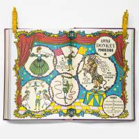 MinaLima - The Adventures of Pinocchio (Exemplaire signé) - Edition Anglaise