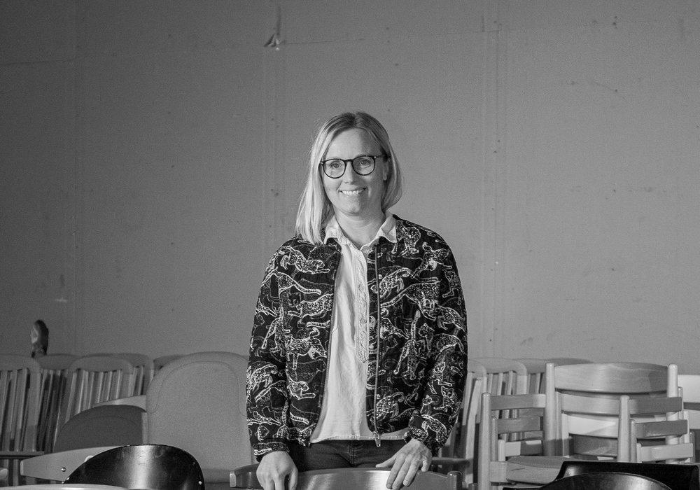 Jenny Ekman – Sajkla