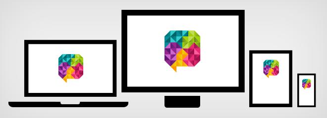 Mobilanpassade webbplatser för alla skärmstorlekar
