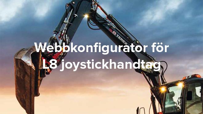 SVAB - Webbkonfigurator för L8 joystickhandtag