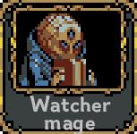 Watcher mage