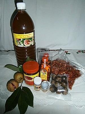 Produk-produk dari buah pala