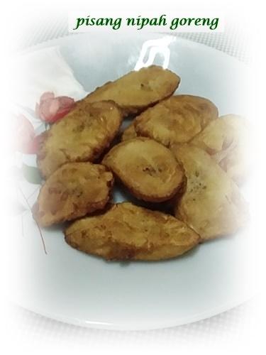 Pisang Nipah/Abu goreng