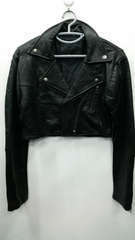 Ladies leatherhlf jacket 7