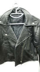 Ladies leatherhlf jacket 8