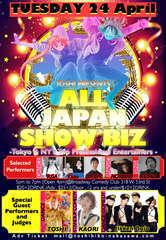 All japan show biz 24th