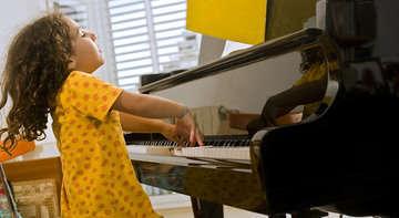 Cours de piano enfants