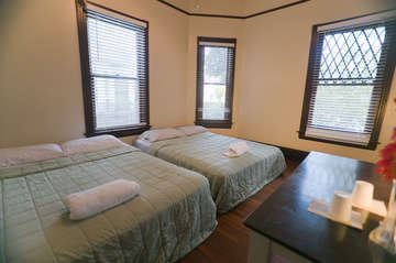 Isao house big room
