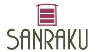 Sanraku logo for ad
