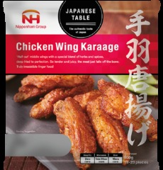 Chicken wing karaage 500g