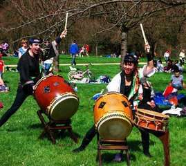 Hanami au parc de sceaux 375783