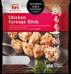 Chicken karaage stick 3d