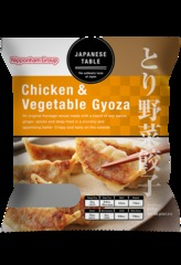 Gyozapackaging chicken3d
