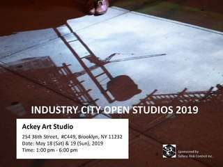 Ackey art studio