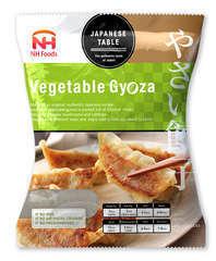 Vegetable gyoza