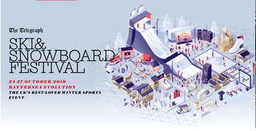 Telegraph ski show 2019