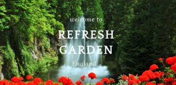Refresh garden