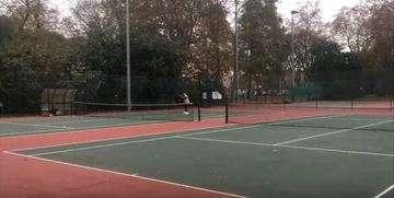 Battersea park tennis 1