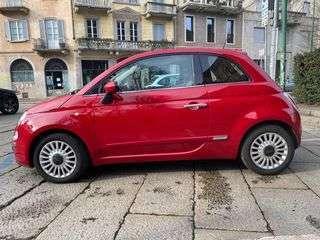 Fiat 500 left