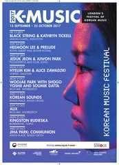 K music poster