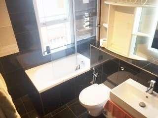 Flat 8  30 gosfield street bathroom