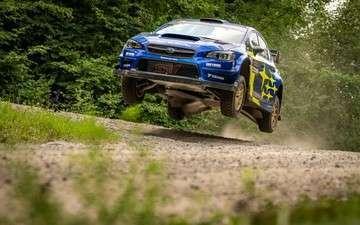 Subaru rally 1
