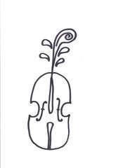 Violinlogo