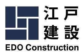 Edo construction logo