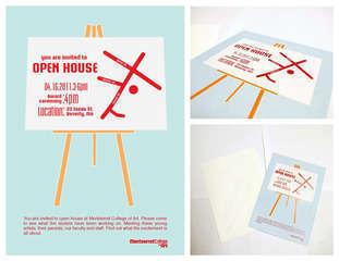 Design invitation web