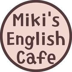 English cafe logo