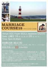 Marriage course 2018 s